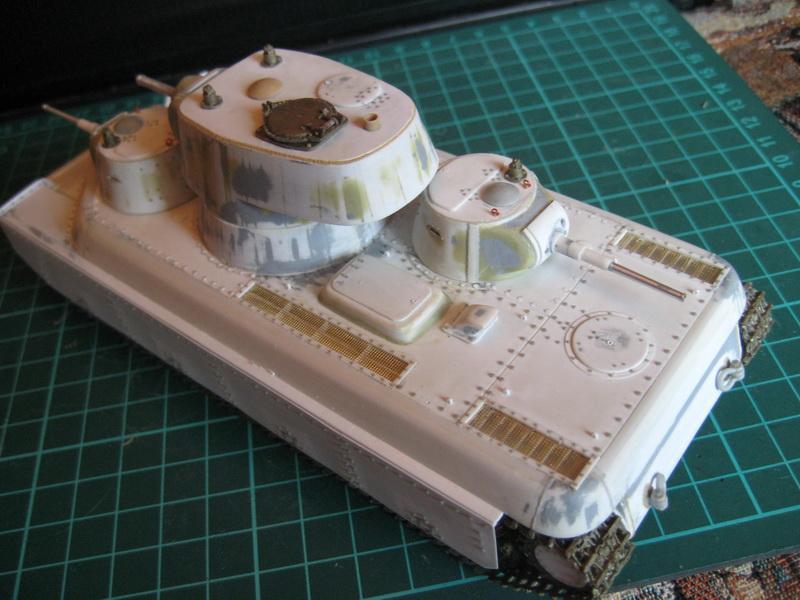 Т-28 прототип - Страница 2 6956341e9a4d