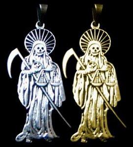 Santa Muerte. Святая Смерть Feb663fdd1bf