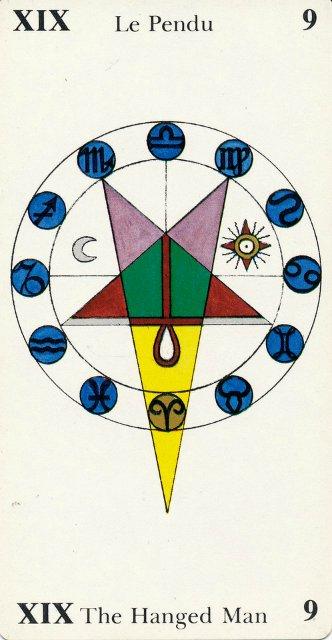 Магическое Таро (ФРЕДЕРИК ЛИОНЕЛЬ)  B465f7b1f792