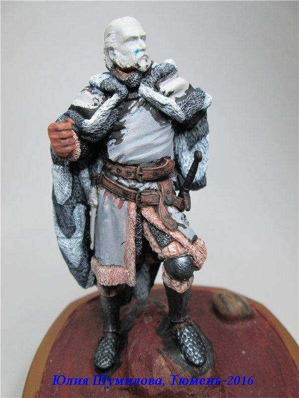 Великий Магистр Тевтонского ордена, 14в.. На Конкурс по росписи миниатюры. 6c83787084fb