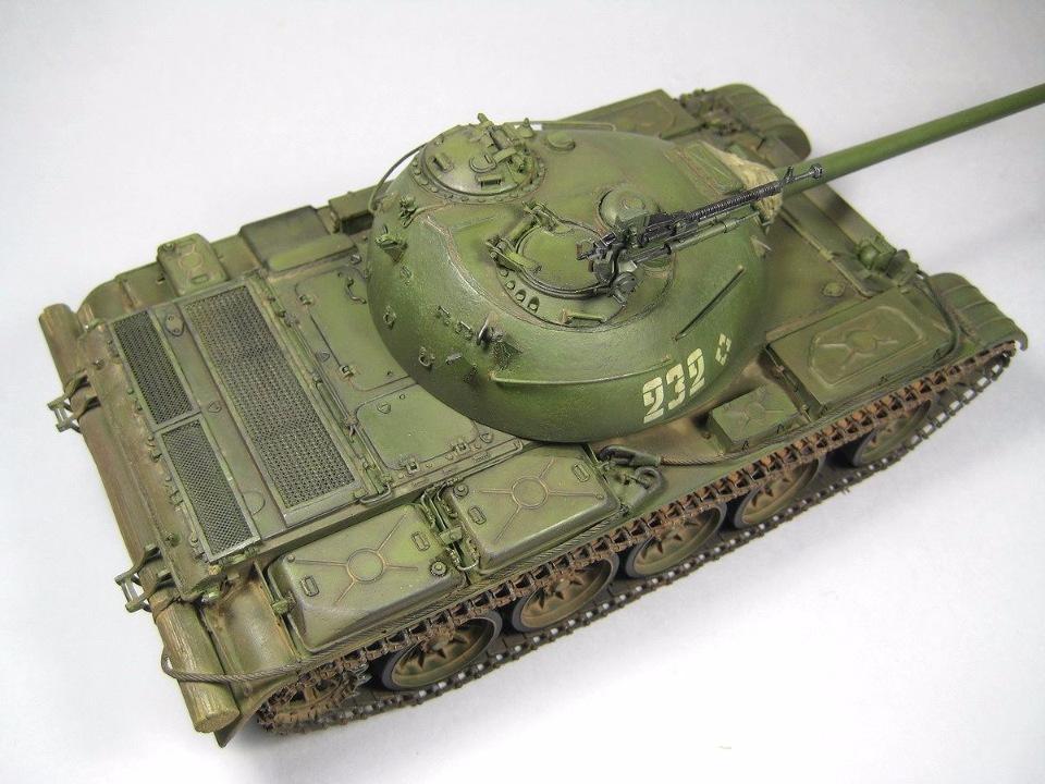 Т-54 образца 1951 г.  E050050f4bc1