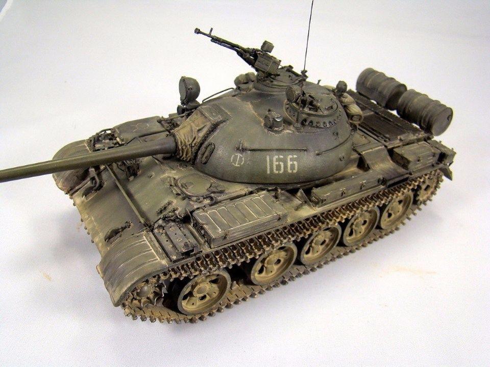 Т-55. ОКСВА. Афганистан 1980 год. - Страница 2 Fde528bab405