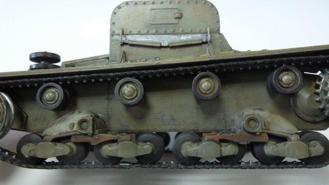 Т-26Т артиллерийский тягач, 1/35, (RPM 35072). 880ce097e41f