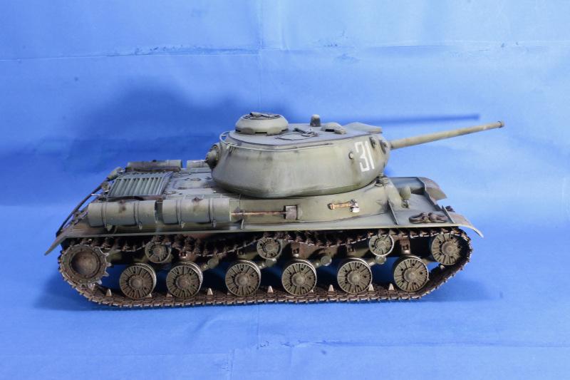 ИС-1 тяжелый танк СССР 1/35 Trumpeter 05587 1738a3daf272