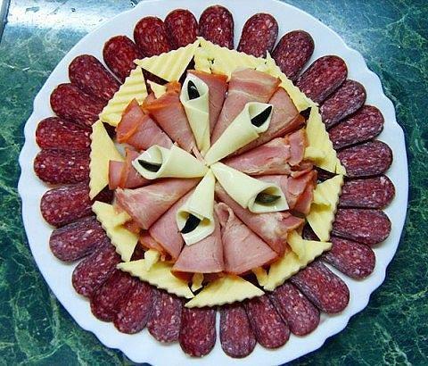 Фотоподборка оригинально оформленных блюд F4d1d1be5e8b