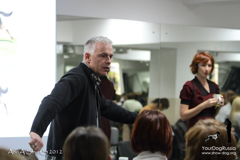 Семинар-практикум по анатомии и движениям собак с Джерардом О'Ши  Eccfc2c51f10