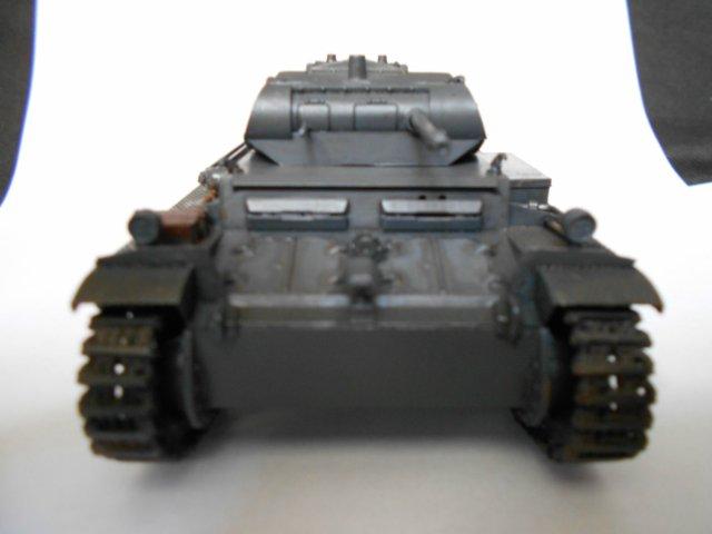 Pz.Kpfw.II Ausf.D 1/35 (Арк Модел) 85657a2b2adb