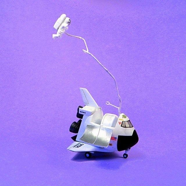 Space Shuttle NASA (Чиби) 2e464a0739e0