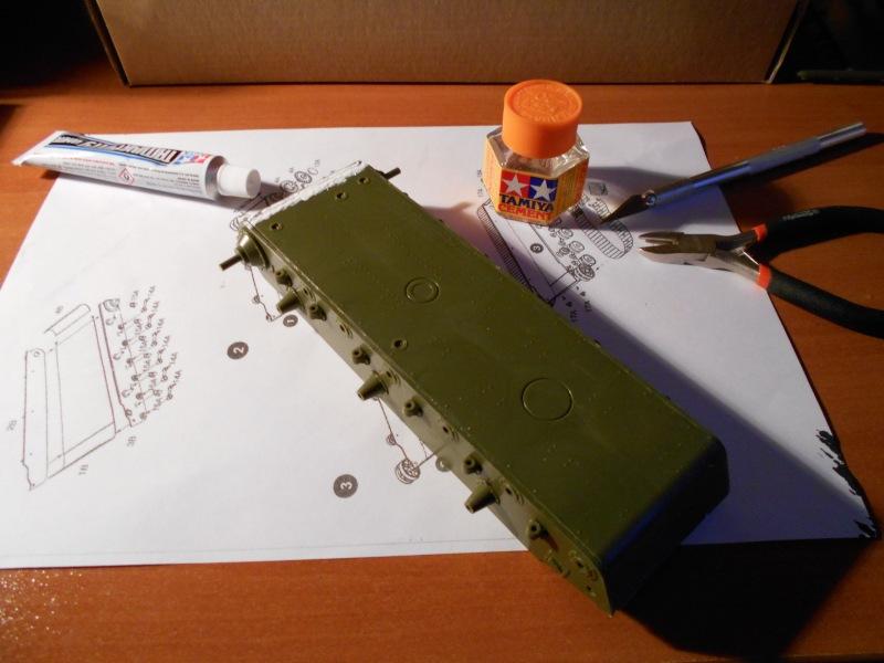 КВ-1 Беспощадный (Звезда+Арк-модел) Fa4a5c048d2c