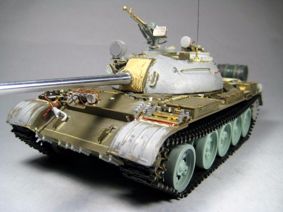 Т-55. ОКСВА. Афганистан 1980 год. - Страница 2 E7864b787035