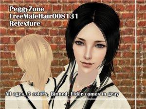 Мужские прически (длинные волосы) - Страница 3 3f8fdc1df474