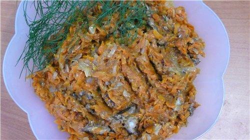 Салат из кильки в томатном соусе 8f9ebc4b06b6