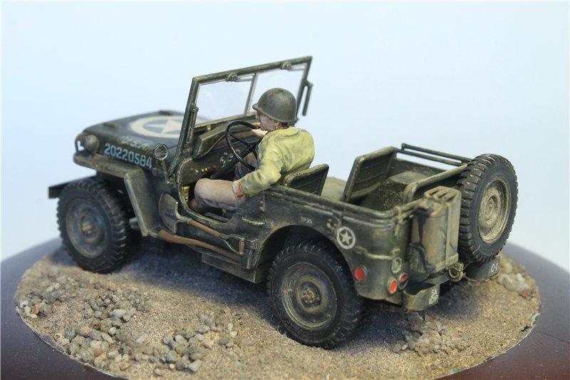 Tamiya 35219 Jeep Willys MB 1/4-ton 4x4 truck 1:35 F42aa5330ab1
