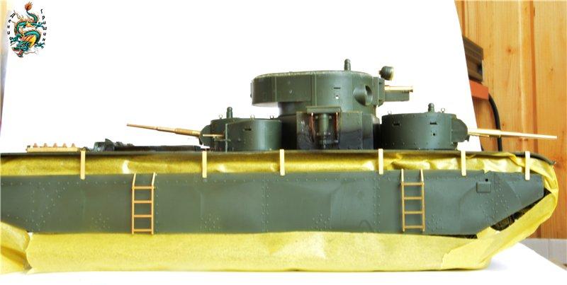 Soviet T-35 Heavy Tank Hobby/Boss 1/35 B7a453f2db2d
