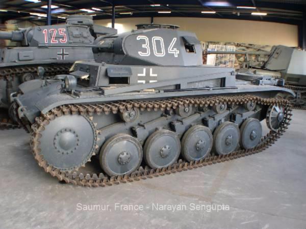 Pz.Kpfw.II Ausf.C 1/35 (Арк-модел) 2a35134a8af0
