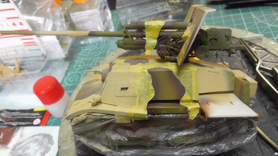 ЗиС-30 Противотанковая самоходная установка, 1/35, (MSD 35014). 8c014c6202ac