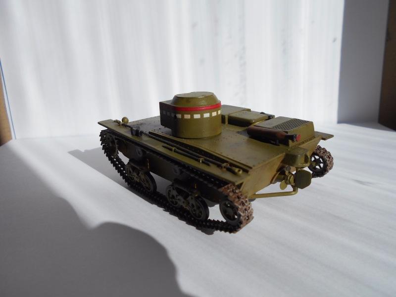 Т-38 1/35 (ВЭ №35002) - Страница 2 Be181356ffbd