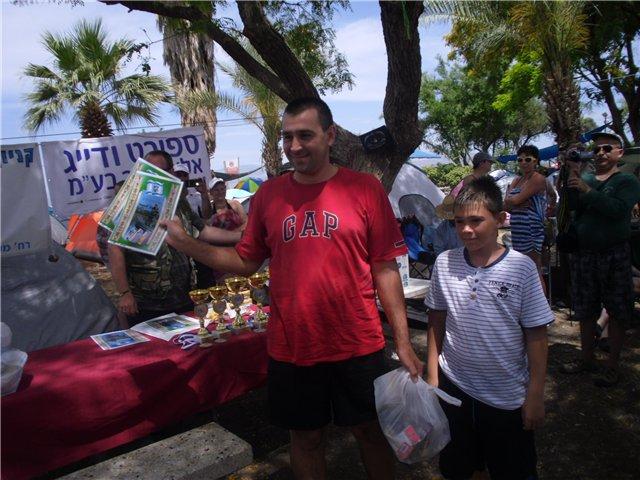 Отчёт о турнире по блеснению с лодок на Кинерете 26.05.2012 67d4fdf00ac1
