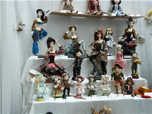 Время кукол № 6 Международная выставка авторских кукол и мишек Тедди в Санкт-Петербурге - Страница 2 1ed9bf113edat