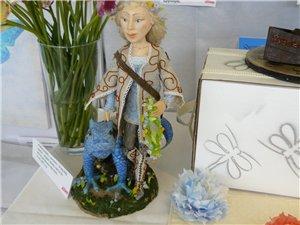 Время кукол № 6 Международная выставка авторских кукол и мишек Тедди в Санкт-Петербурге - Страница 2 Fd29611dbda0t