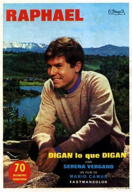 Пусть говорят / Digan lo que digan / 1968  Bb955063d930