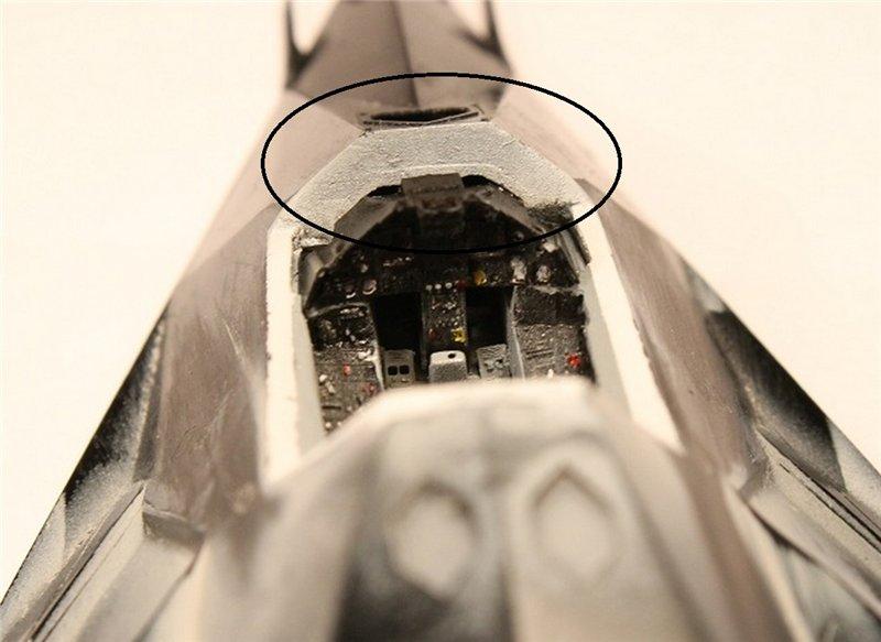 F-117A Nighthawk Farewell  1:72 Hasegawa - Страница 2 241c76b72800