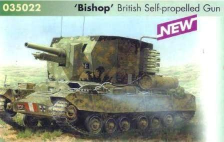 Bishop MkI, 1/35, (Maquette 3551 / Ex-VM 359504). 0e8a7eaec144