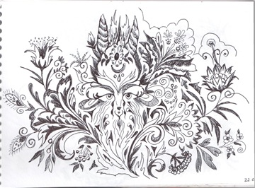 Рисунки ручкой 96e83b0d402at