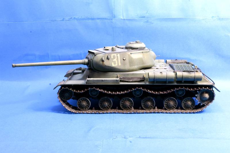 ИС-1 тяжелый танк СССР 1/35 Trumpeter 05587 F1913b91e247