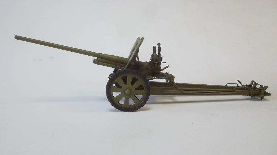 76-мм Дивизионная пушка Ф-22 обр.1936г., 1/35, (ICM 35702). 44e65b965492