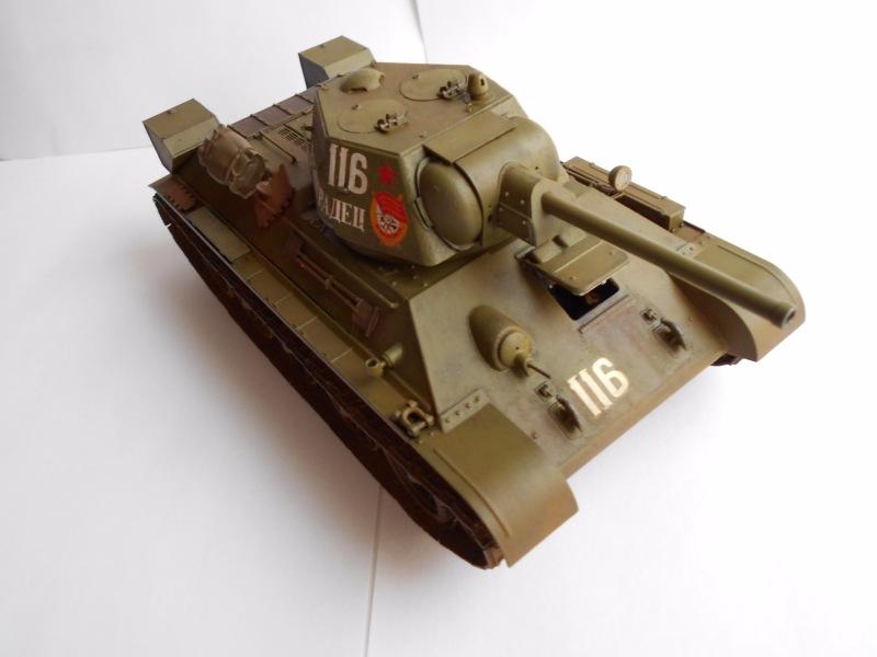 Т-34/76 выпуск начала 1943г 1/35 (Моделист №303529) - Страница 2 31815ba49d13
