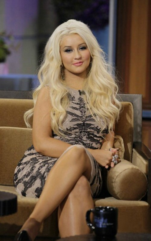 Christina Aguilera  - Страница 2 1eee118b566c
