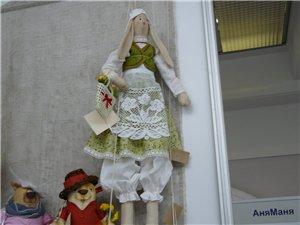 Время кукол № 6 Международная выставка авторских кукол и мишек Тедди в Санкт-Петербурге - Страница 2 A022d8945457t