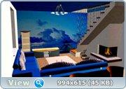 Проект часного дома с мансардой  6f8b2d5edf43