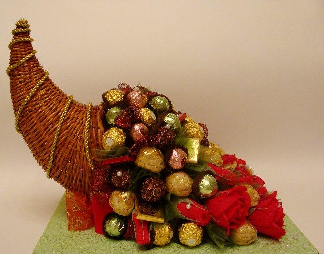 Букеты из конфет - Страница 20 5081d4cde1c2