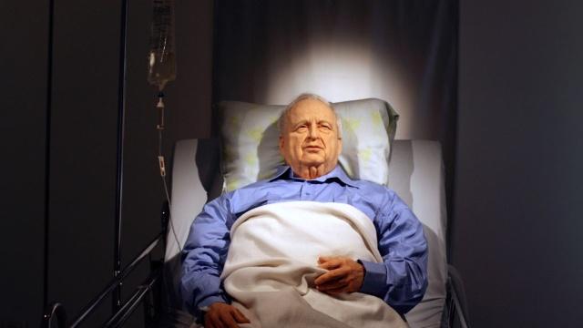 ИЗДОХ бывший премьер-министр Израиля Ариэль Шарон Efa7cc40357c