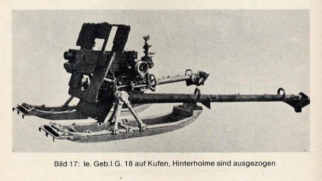 Гильза от артиллерийского выстрела 75-мм немецкого лёгкого пехотного орудия обр. 18 (7,5 cm leichtes Infanteriegeschütz 18 (сокр. 7,5 cm leIG 18/ 7,5 cm le.IG.18/ 7,5 cm le.I.G. 18)) 2652a1c3cc5f