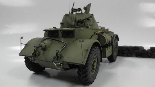 Staghound T17E1, 1/35, (Bronco 35011). B6a7e1934de7