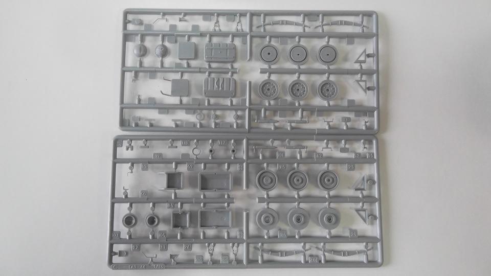 Обзор ГаЗ-66 Командно-штабная машина Р-142Н, 1/35, (ВЭ №35137).  2708bb51041e