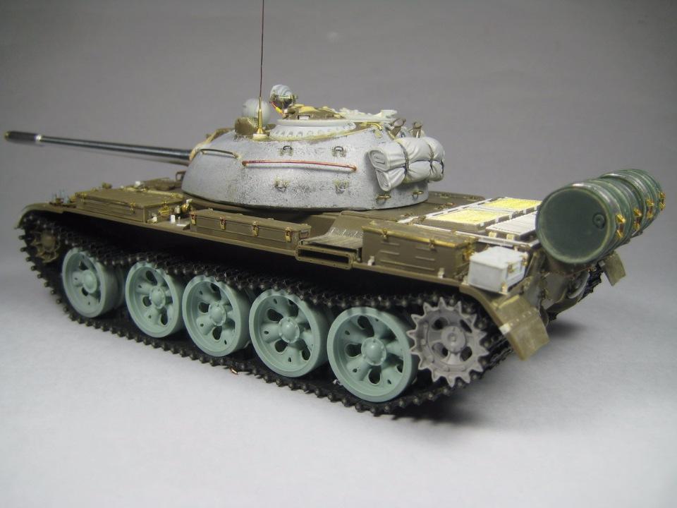 Т-55. ОКСВА. Афганистан 1980 год. - Страница 2 1b667cbb686e