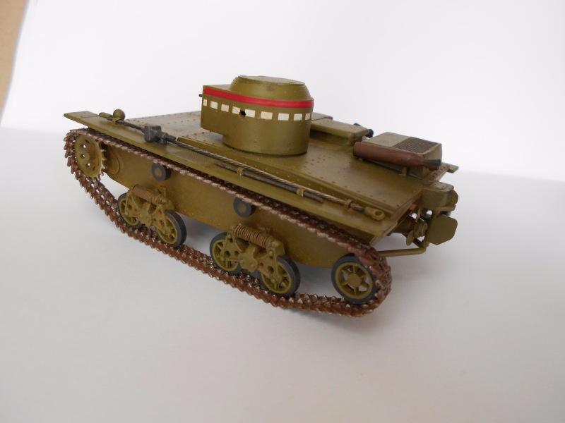 Т-38 1/35 (ВЭ №35002) - Страница 2 De16853f613c