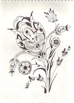 Рисунки ручкой 81bc644f9cb8t