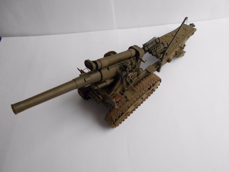 Советская 203-мм гаубица Б-4 1/35 (Alan №3522) - Страница 2 A7c7f0e49571