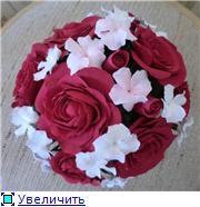 Цветы ручной работы из полимерной глины A43e84743c9ct
