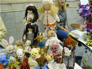 Время кукол № 6 Международная выставка авторских кукол и мишек Тедди в Санкт-Петербурге - Страница 2 E65093fc73dct