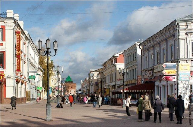 Старый-новый Нижний Новгород. 3ab13cdd5032