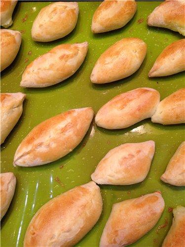 Мини-пирожочки для любимой дочки 61add9ebc5e8