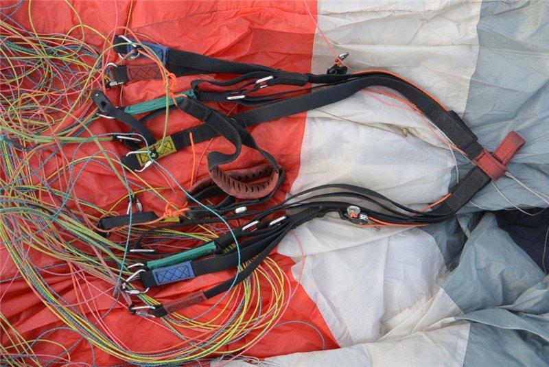 Параплан MISTRAL 5 производитель SWING (GERMANY) 2008г/в 8a0c94ed0842