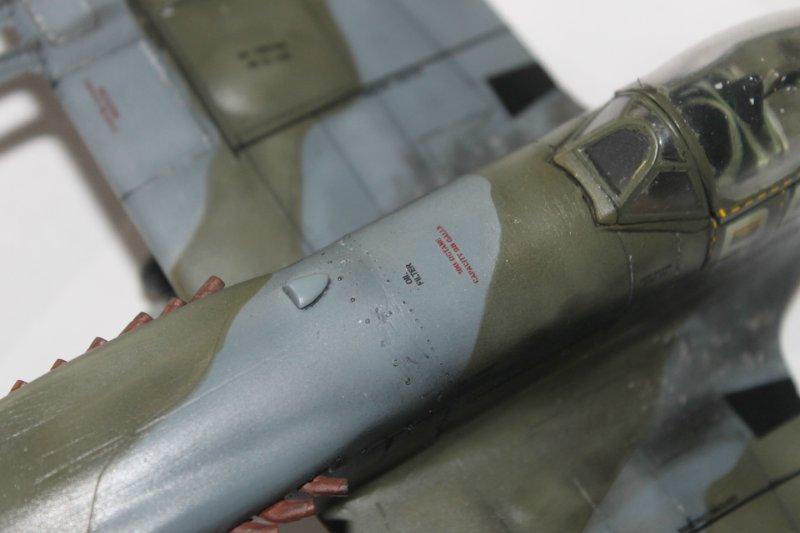 Supermarine Spitfire Mk. 22 Revell. 1/32 4685784f1071