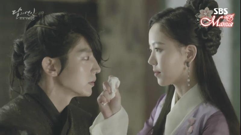Лунные влюблённые - Алые сердца Корё / Moon Lovers: Scarlet Heart Ryeo 42eb6369fd2f